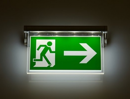 When is emergency lighting used?