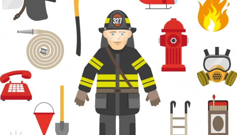 types of fire safety equipment