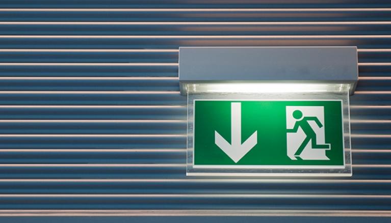 emergency light standards